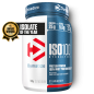 Preview: Dymatize ISO 100 Hydrolyzed 900g Erdbeer bei Body World Fitness Shop Basel kaufen