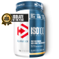 Preview: Dymatize ISO 100 Hydrolyzed 900g Orange IceCream bei Body World Fitness Shop Basel kaufen