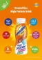 Mobile Preview: Ovomaltine High Protein Drink Informationen