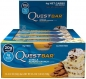 Mobile Preview: Quest Bar Protein Riegel Vanilla Almond Crunch bei Body World Fitness Shop Basel kaufen