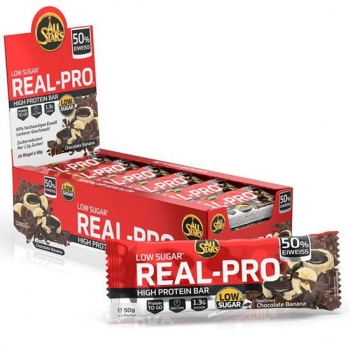 All Stars Real Pro Low Carb Protein Riegel