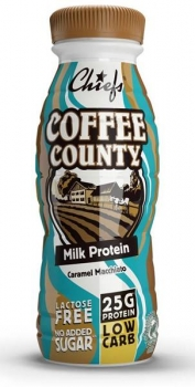 Chiefs Milk Protein Drink 330ml