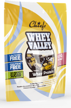 Chiefs Valley Whey Protein 450g