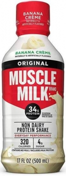Muscle Milk Protein Shake 500ml Banane