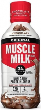 Muscle Milk Protein Shake 500ml Schoko