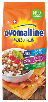 Ovomaltine Müesli Plus 420g