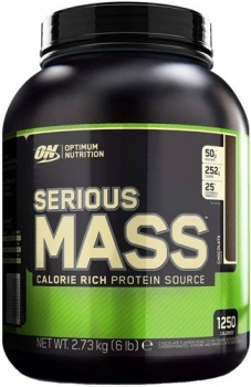 Serious Mass von Optimum Nutrition - Dose 2270g