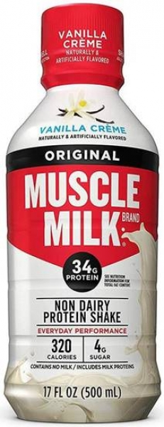 Muscle Milk Protein Shake 500ml Vanille